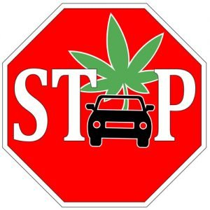 do not drive under the influence of cannabis